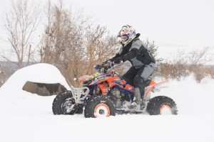 Maxxis makes the best tires for all conditions - even deep snow!